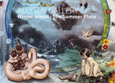 Album Review: Allysen Callery - Winter Island / The Summer Place