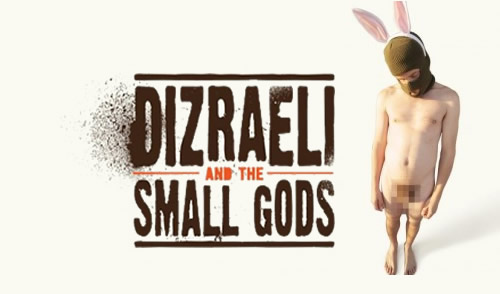 Dizraeli and the Small Gods - Never Mind (+ Official Video)