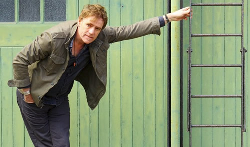 Album Review: Martyn Joseph - Songs for the Coming Home